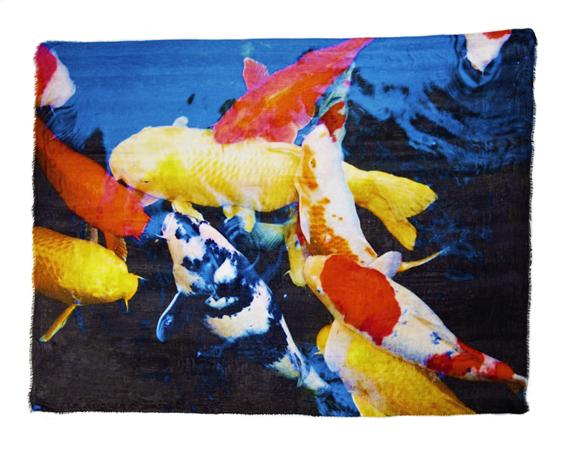 Koi sheila johnson scarf