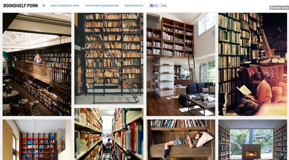 bookshelf library home decor inspiration photos
