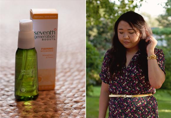 seventh generation firming skin serum