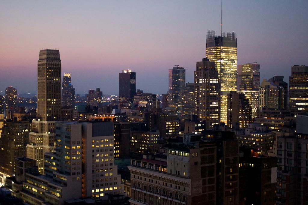 New York City Skyline | Delayed Missives lifestyle blog by Alexandra Shook