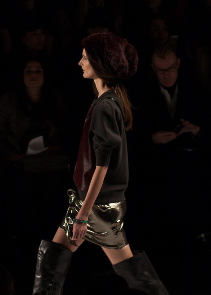 Rebecca Minkoff Fall 2014 | New York Fashion Week