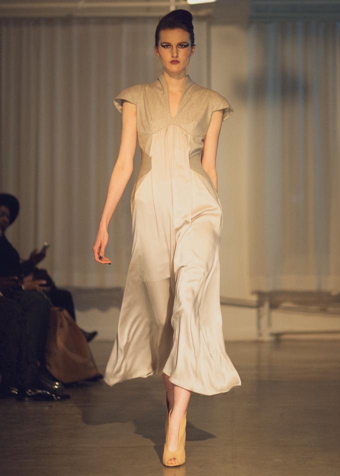 Chantell Walters Fall 2014   New York Fashion Week   Delayed Missives lifestyle blog