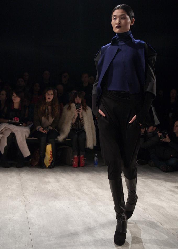 PARKCHOONMOO Fall 2014 | New York Fashion Week