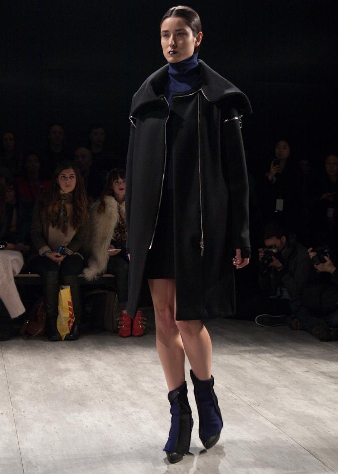 PARKCHOONMOO Fall 2014   New York Fashion Week