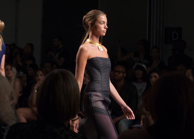 Katya Leonovich Spring 2015 | New York Fashion Week