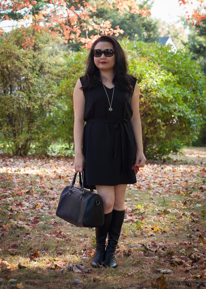 Summer to fall fashion