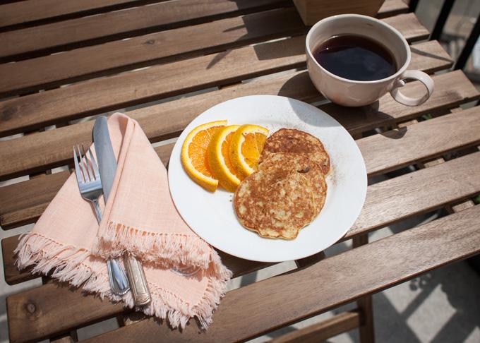 blogilates gluten free dairy free pancakes