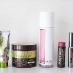 five summer beauty favorites